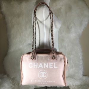 Chanel Deauville Bowler ASO Kylie Jenner